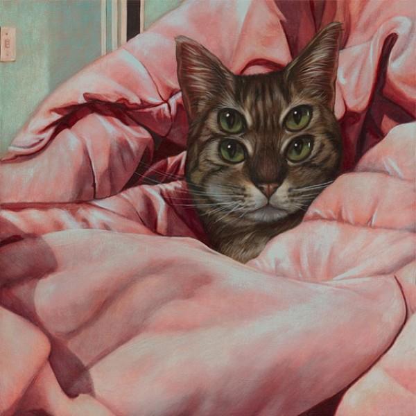 """Loài mèo biến hình qua những sáng tạo """"buồn cười"""" 11"""