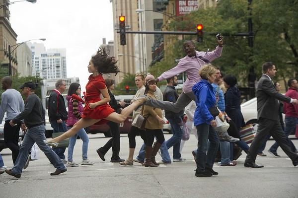 """Nghệ thuật múa ballet trong những tình trạng """"khó đỡ"""" 1"""