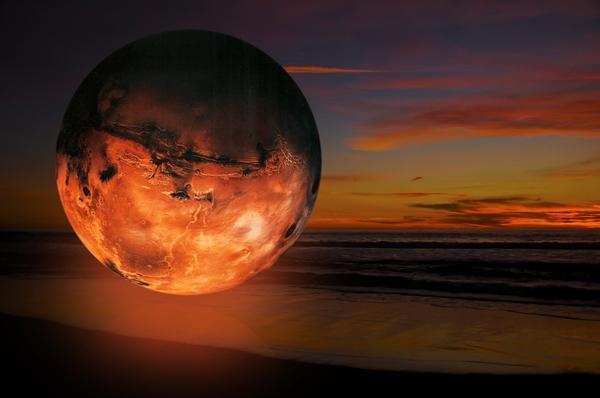"""Chùm ảnh: Các hành tinh """"đi nghỉ mát"""" trên Trái đất 4"""
