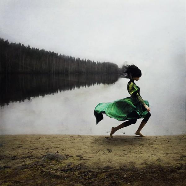 """Ngắm vũ công ballet mơ mộng trong chùm ảnh """"hoang đường"""" 2"""