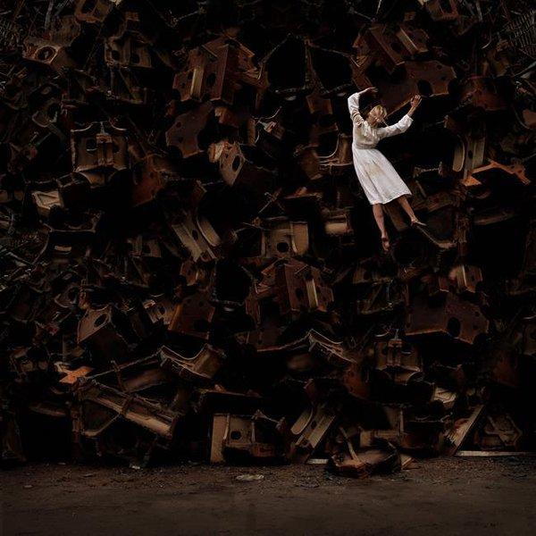 """Ngắm vũ công ballet mơ mộng trong chùm ảnh """"hoang đường"""" 6"""