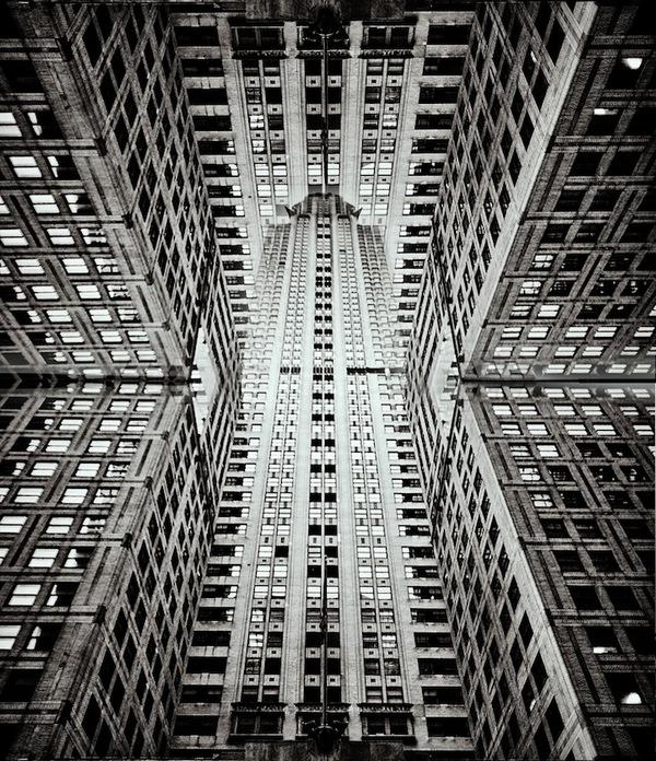 """Siêu đô thị """"chọc thủng bầu trời"""" qua ảnh đen trắng ấn tượng 3"""