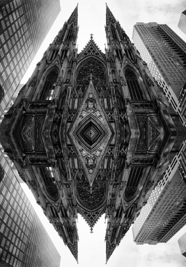 """Siêu đô thị """"chọc thủng bầu trời"""" qua ảnh đen trắng ấn tượng 10"""