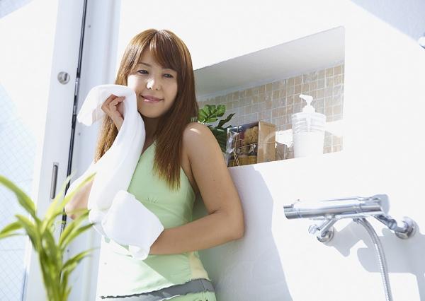 Cách chọn, sử dụng khăn mặt tốt cho sức khỏe 2