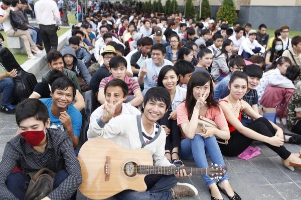 """""""Vietnam Idol"""" mùa thứ 6 chính thức khởi động 1"""
