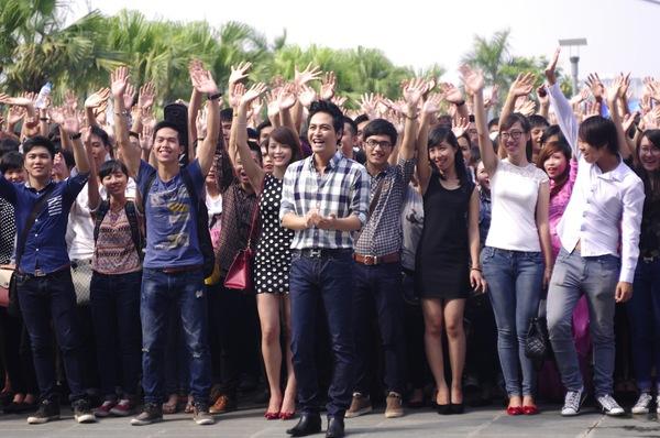 """""""Vietnam Idol"""" mùa thứ 6 chính thức khởi động 5"""