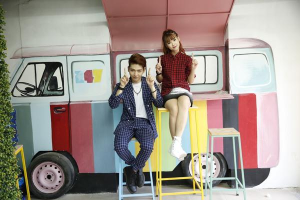 Cặp đôi Khởi My - Kelvin Khánh hát tiếng Hàn trong single chung 3