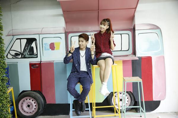 Cặp đôi Khởi My - Kelvin Khánh hát tiếng Hàn trong single chung 5