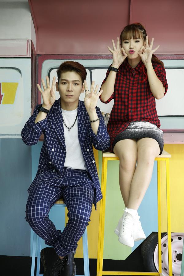 Cặp đôi Khởi My - Kelvin Khánh hát tiếng Hàn trong single chung 7