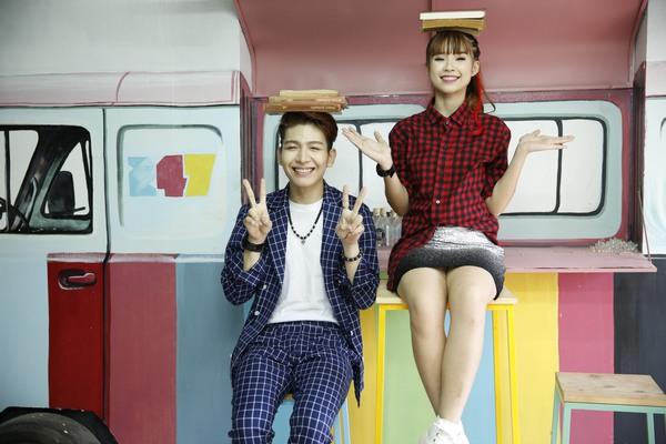Cặp đôi Khởi My - Kelvin Khánh hát tiếng Hàn trong single chung 9