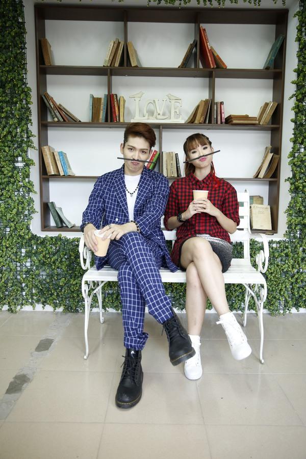 Cặp đôi Khởi My - Kelvin Khánh hát tiếng Hàn trong single chung 10