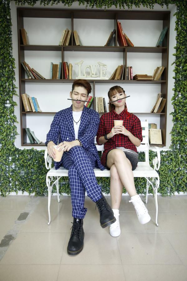 Cặp đôi Khởi My - Kelvin Khánh hát tiếng Hàn trong single chung 11