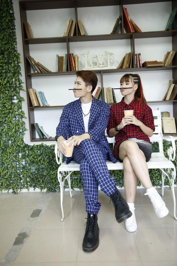 Cặp đôi Khởi My - Kelvin Khánh hát tiếng Hàn trong single chung 12