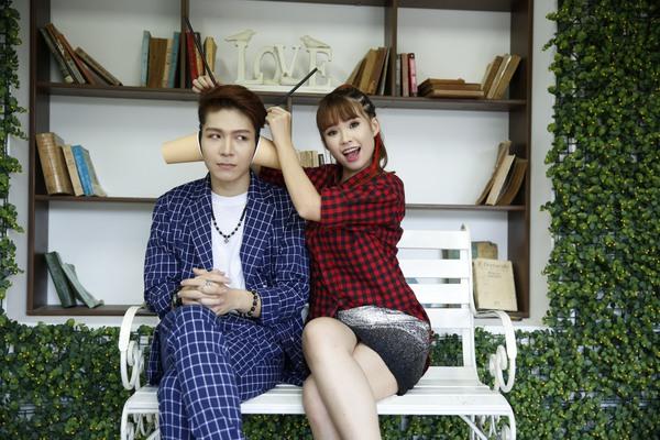 Cặp đôi Khởi My - Kelvin Khánh hát tiếng Hàn trong single chung 18