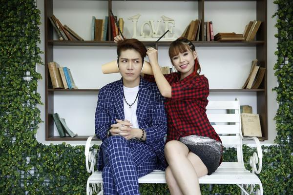 Cặp đôi Khởi My - Kelvin Khánh hát tiếng Hàn trong single chung 19