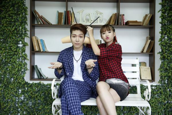 Cặp đôi Khởi My - Kelvin Khánh hát tiếng Hàn trong single chung 20