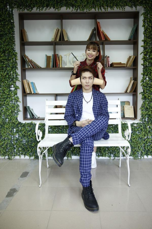 Cặp đôi Khởi My - Kelvin Khánh hát tiếng Hàn trong single chung 21