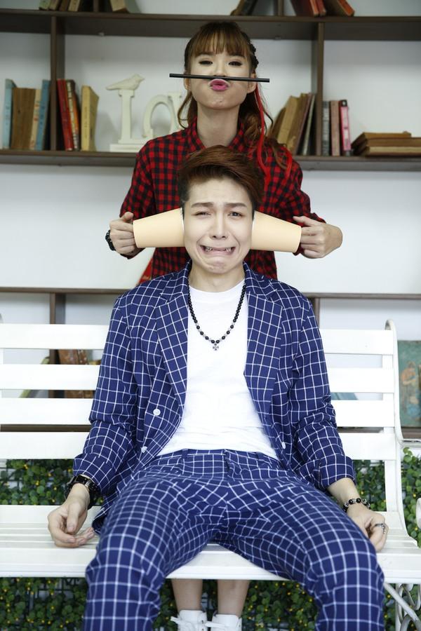 Cặp đôi Khởi My - Kelvin Khánh hát tiếng Hàn trong single chung 22