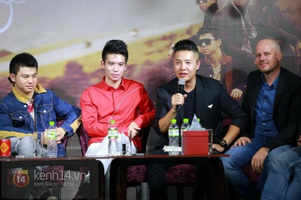 Thiện Thanh cùng bố đi ra mắt album, liveshow Ngũ Cung 3