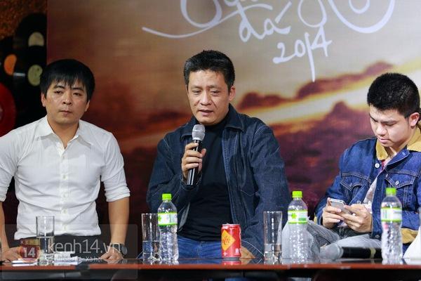 Thiện Thanh cùng bố đi ra mắt album, liveshow Ngũ Cung 13