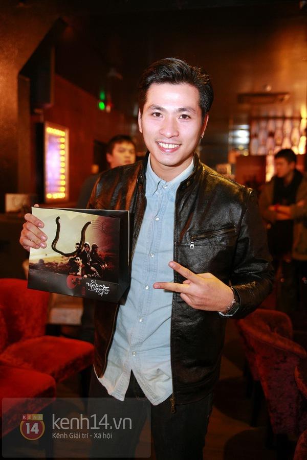 Thiện Thanh cùng bố đi ra mắt album, liveshow Ngũ Cung 16