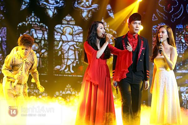 """Bùi Anh Tuấn, Văn Mai Hương... """"hóa điên"""" với hit Bảo Anh 9"""