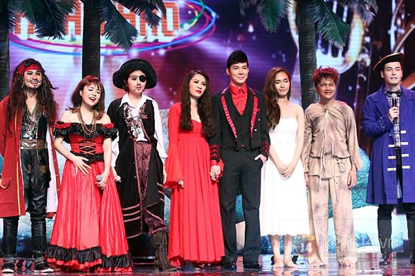 """Bùi Anh Tuấn, Văn Mai Hương... """"hóa điên"""" với hit Bảo Anh 13"""