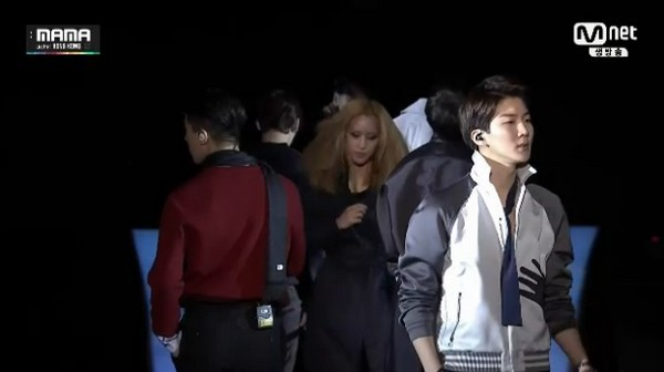 """Taeyang và EXO thống trị """"MAMA 2014"""" 15"""