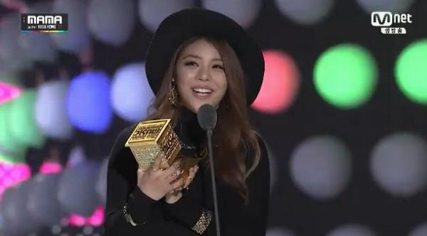 """Taeyang và EXO thống trị """"MAMA 2014"""" 44"""