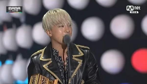 """Taeyang và EXO thống trị """"MAMA 2014"""" 45"""