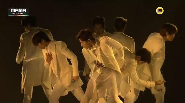 """Taeyang và EXO thống trị """"MAMA 2014"""" 53"""