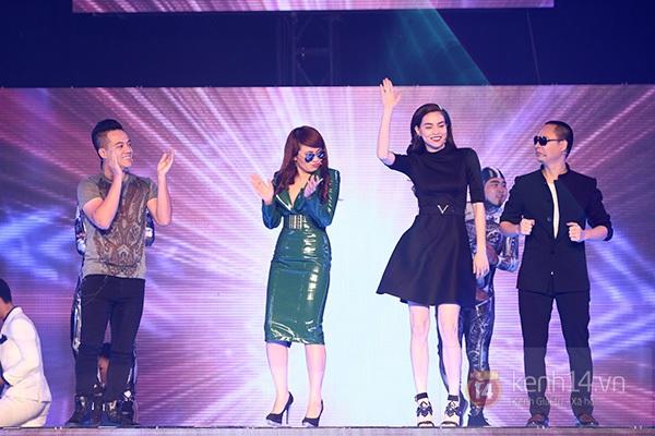"""The Remix: Hà Hồ khen Sơn Tùng M-TP """"Không phải dạng vừa đâu!"""" 8"""