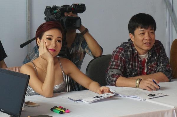 """Uyên Linh, Hoàng Quyên tham gia lựa chọn """"Vietnam Idol"""" mùa 6 8"""