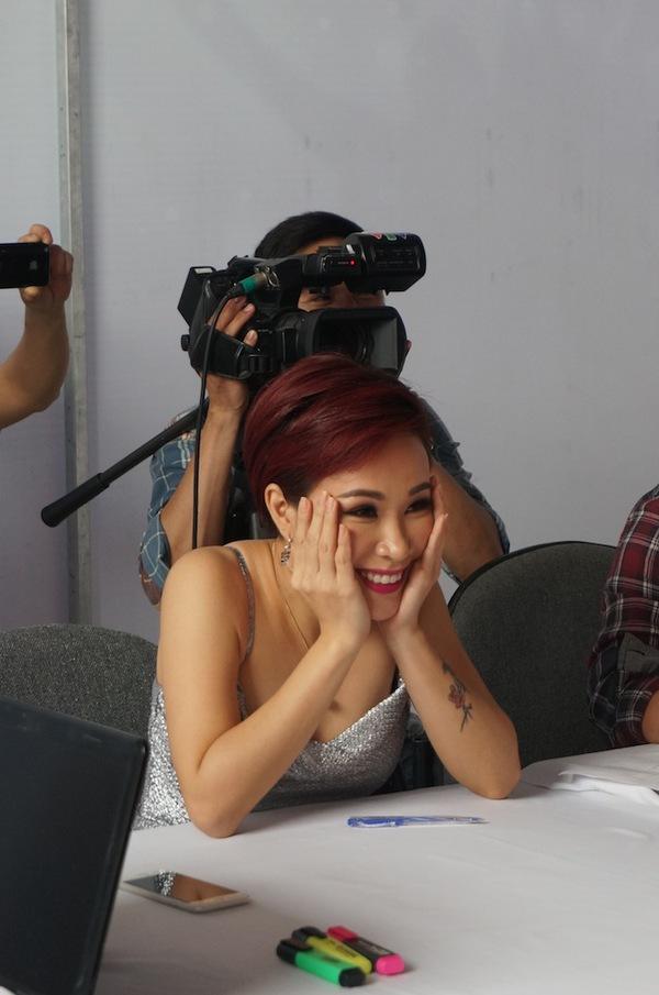 """Uyên Linh, Hoàng Quyên tham gia lựa chọn """"Vietnam Idol"""" mùa 6 10"""
