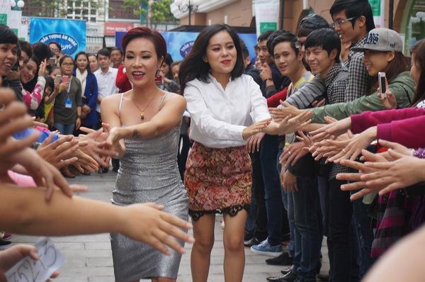"""Uyên Linh, Hoàng Quyên tham gia lựa chọn """"Vietnam Idol"""" mùa 6 4"""