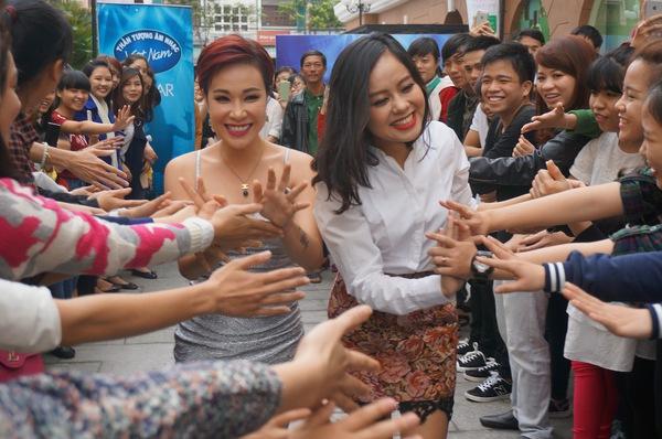 """Uyên Linh, Hoàng Quyên tham gia lựa chọn """"Vietnam Idol"""" mùa 6 6"""