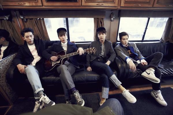 Top 10 boygroup ẵm cúp nhiều nhất Kpop 11