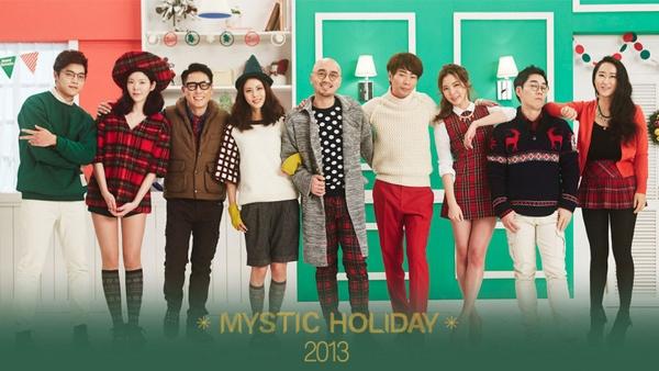 Tuyển tập các MV Giáng sinh gia đình của Kpop 8