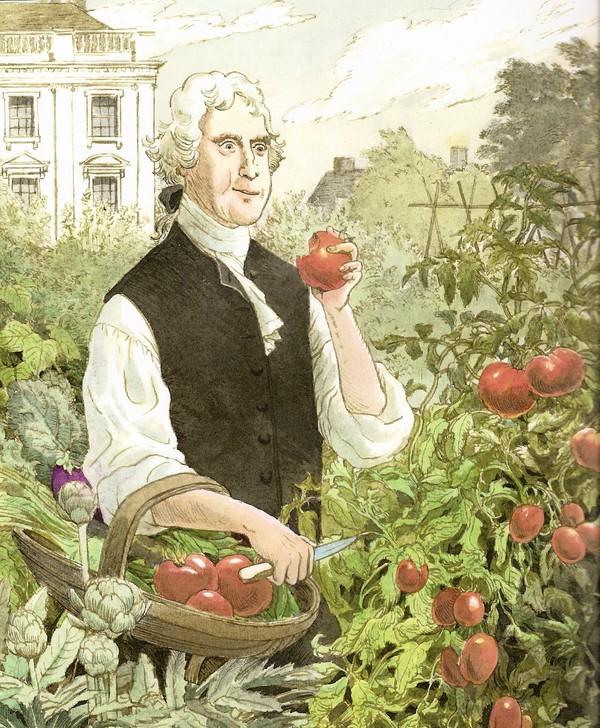 """Hành trình """"rung chuyển thế giới"""" của quả cà chua 7"""
