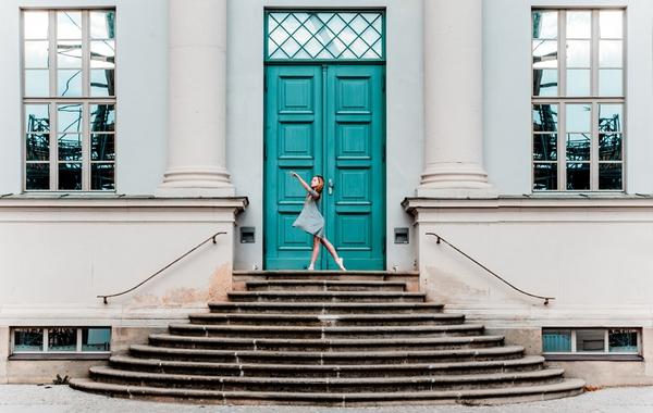 """Tìm hiểu nghệ thuật múa Ballet qua bộ ảnh """"nhảy nhót"""" thú vị 4"""