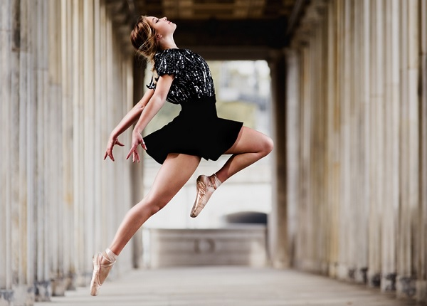 """Tìm hiểu nghệ thuật múa Ballet qua bộ ảnh """"nhảy nhót"""" thú vị 8"""