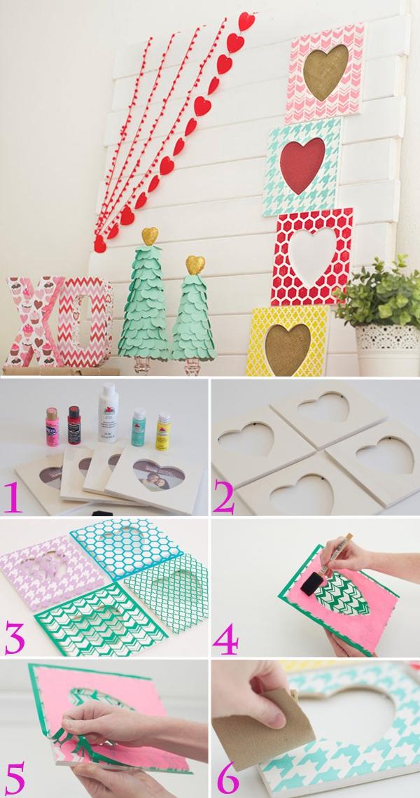 5 cách làm tranh trang trí cho căn phòng năm mới thêm xinh 5
