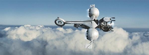 Cận cảnh phi thuyền ngoài không gian của Tom Cruise 5