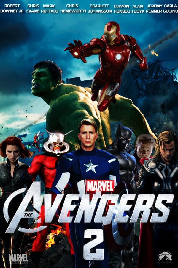 """Mỹ nhân """"The Host"""" gia nhập """"The Avengers 2"""" 9"""