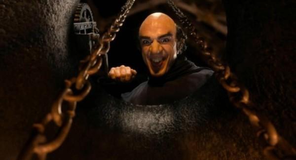 """Cười ngất ngư với lão phù thủy trong """"Xì Trum 2"""" 3"""