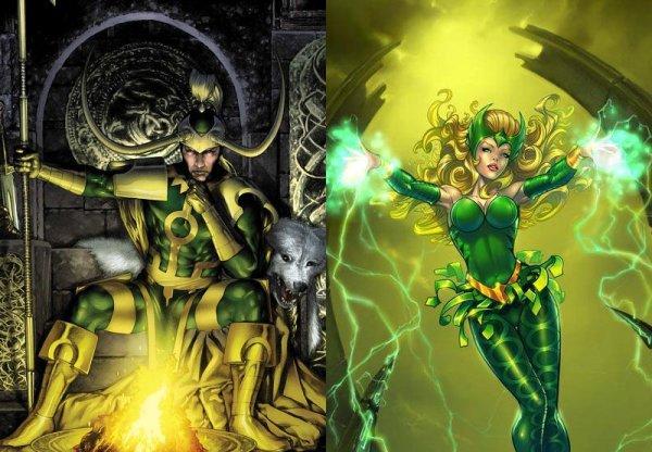 Loki cũng muốn có người yêu 2