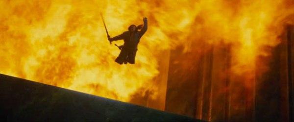 Chàng tiên Legolas bị cha cấm yêu 8