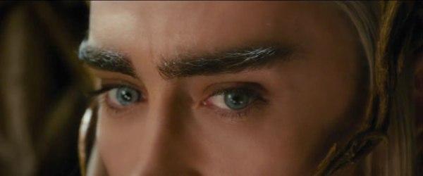 Chàng tiên Legolas bị cha cấm yêu 2