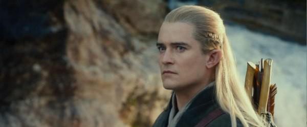 Chàng tiên Legolas bị cha cấm yêu 3