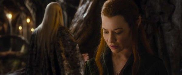 Chàng tiên Legolas bị cha cấm yêu 4